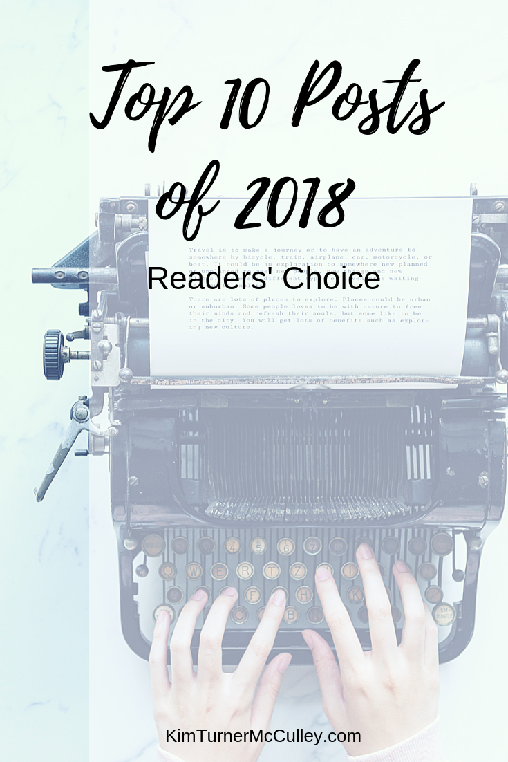 I've rounded up my top 10 posts of 2018. Come read my most popular posts! Lots of hospitality posts and book reviews here! #top10posts #hospitality #books