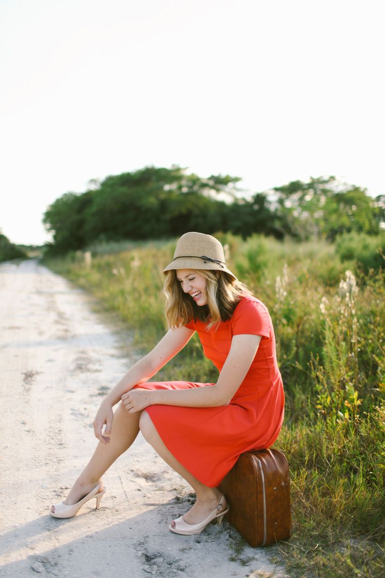 Senior Portraits | Flower Field | Class of 2014 | VSCO Preset | Florida Senior Photographer | Kati Rosado Photography