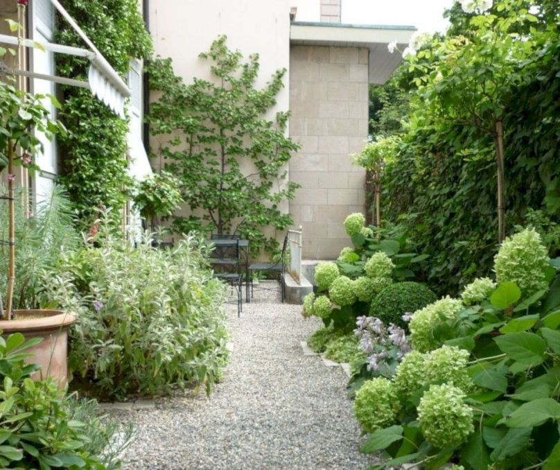 52 Latest Small Courtyard Garden Design Ideas For Your House #smallcourtyardgardens