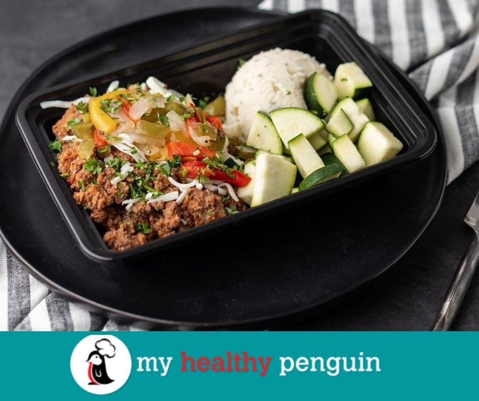 Healthy Meal Delivery Service In Ontario Myhealthypenguin Com In 2020 Healthy Meal Prep Healthy Recipes Healthy Meal Delivery Service