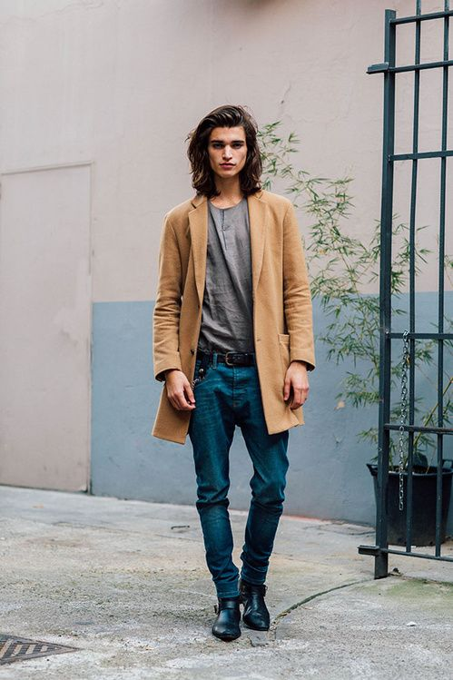Street looks from Menswear Week Milan Fall Winter 2016-2017 Moda