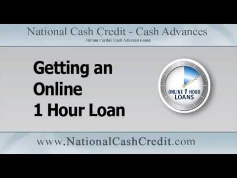 Get an Online #1HourLoan: http://youtu.be/lMJhSpvKgYQ Apply at http://www.nationalcashcredit.com/ and have cash in time for the #BlackFridaydeals #fastcash
