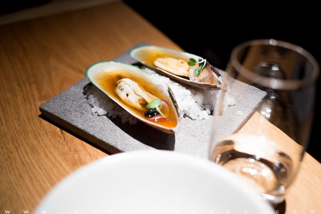 ILLALLINEN GAIJINISSA: Mussel & Lemon jam, Gaijin / Hannan soppa