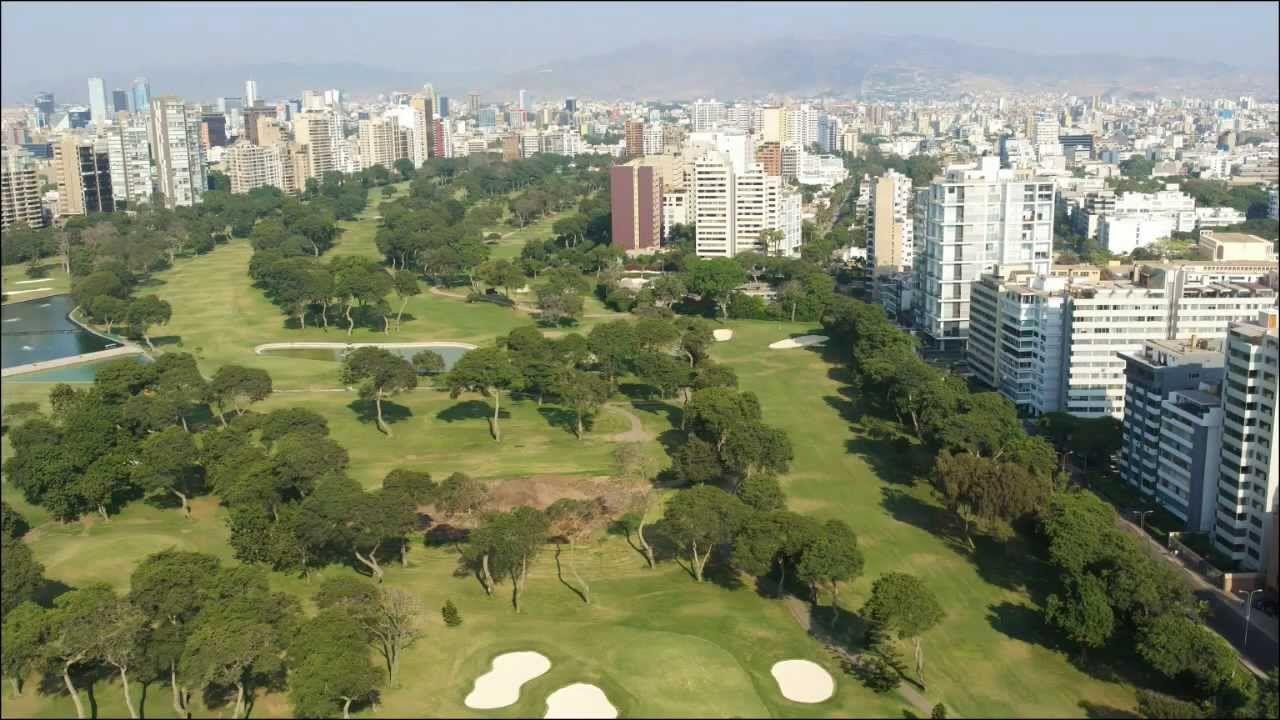 Lima, Peru 2014 - Ciudad moderna