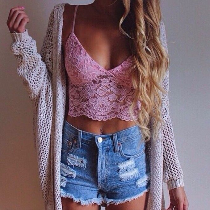 8e87de694b top bustier jacket cardigan blouse shorts shirt tank top t-shirt classy  corset top jeans bralette crop tops ripped jeans denim denim shorts coat  cut offs ...