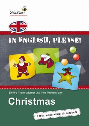 In English Please Christmas Lernbiene Grundschule Englisch Grundschule Englischunterricht