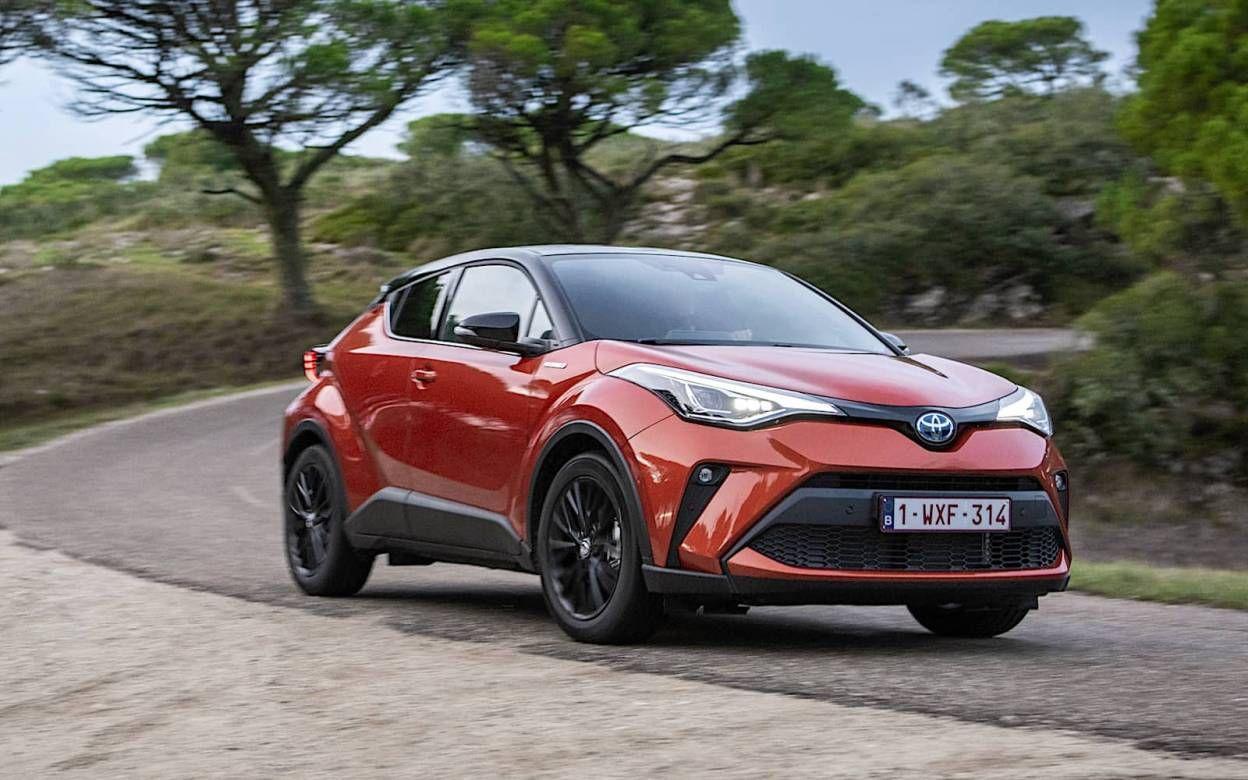 Toyota C Hr 2020 En Espana Precios Equipamiento Y Versiones