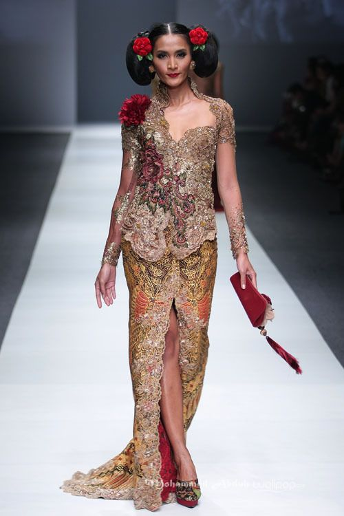 Anne Avantie Fashion Kebaya Anne Avantie Kebaya Indonesia Gaun