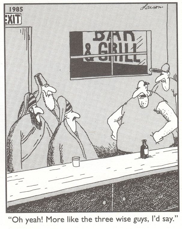 the far side christmas cartoons - Google Search | Christmas ideas ...