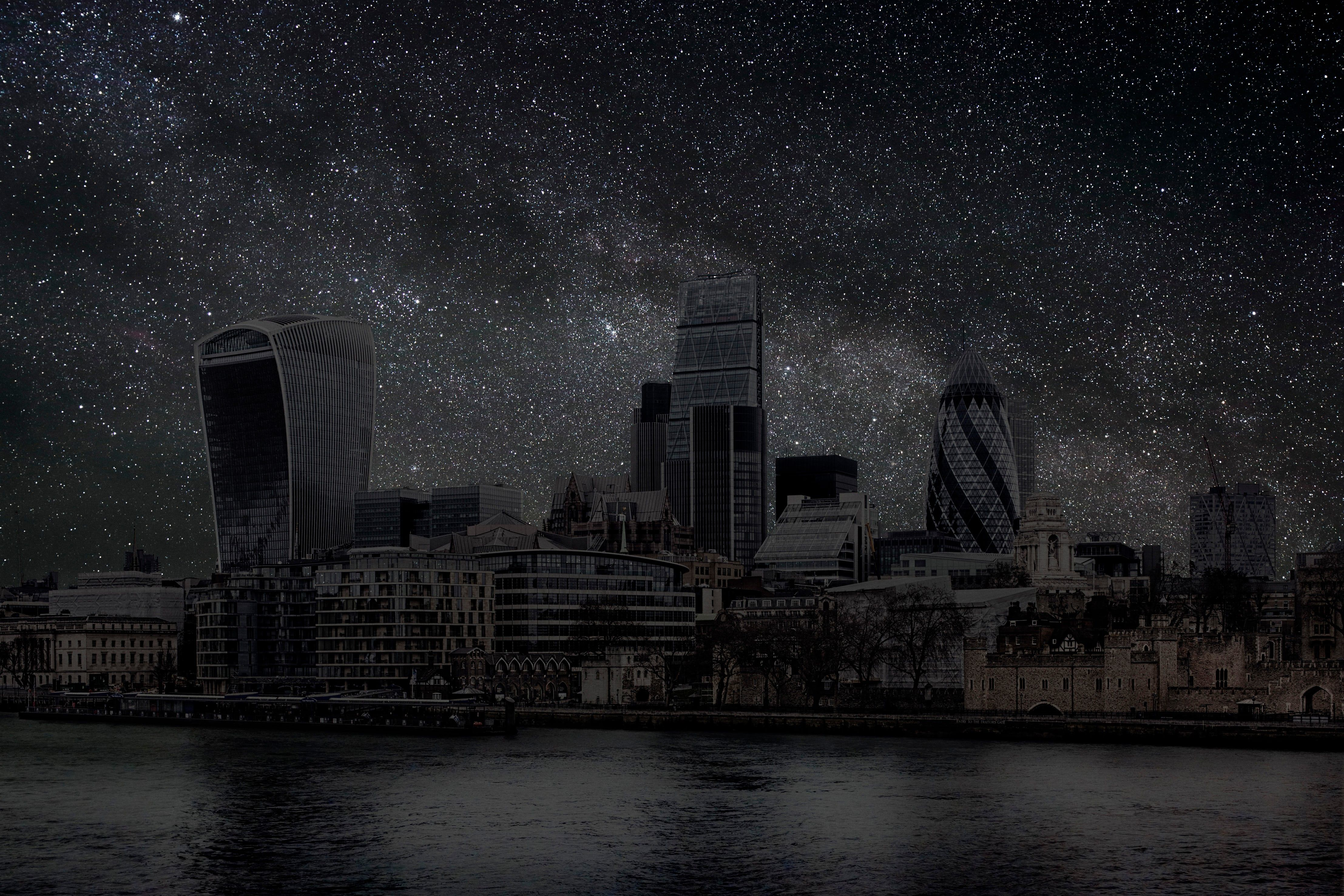 London Nights Exploring The Capital After Dark In Pictures London Night Night At The Museum Conceptual Photography