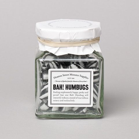 Bah! Humbugs front photo