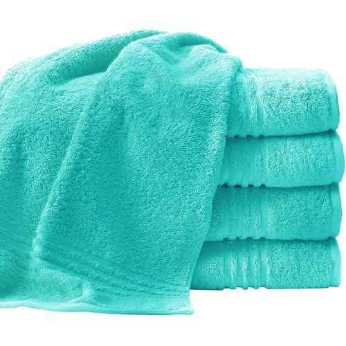 Mainstays Bath Towel 4 Piece Walmart Com With Images Bath