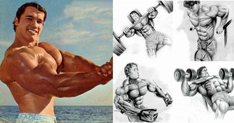 Arnold Schwarzeneggeru0027s First Movie - Hercules in New York 1969 - new arnold blueprint app