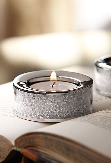 small candle holders lights swarovski crystalline tea light small candle holders tealight lanterns for the home in 2018 pinterest