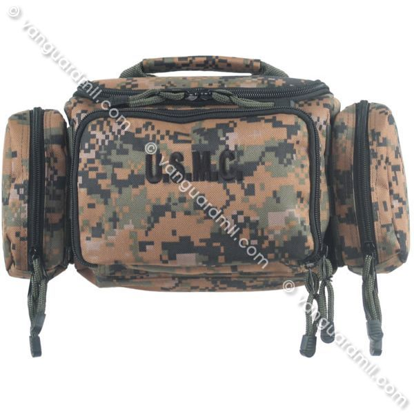 347e390f377f Marine corps MOLLE Butt Pack  Digital Woodland