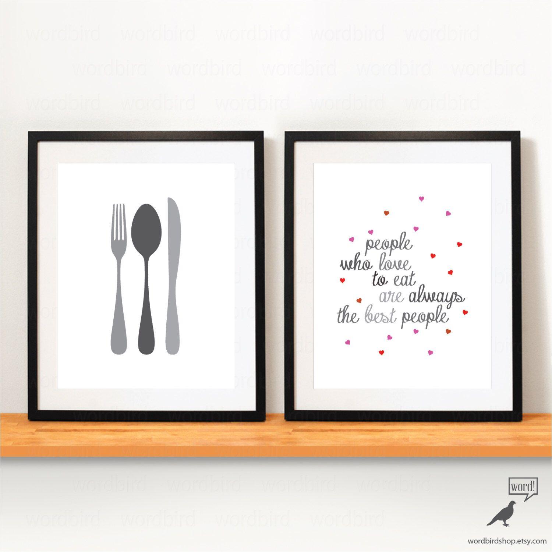 inspirational print kitchen quote print kitchen wall art