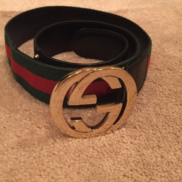 5743e1f9e80 100% authentic unisex Gucci belt 100% authentic unisex Gucci belt -  purchased from 5th