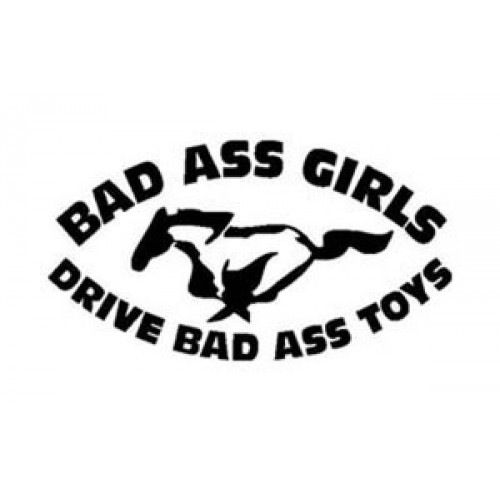Mustang Girl Horsepower Is Everything 5 0 All The Way With