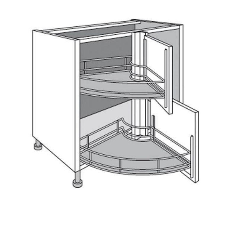 Des Rangements Gain De Place Pour Une Cuisine Astucieuse Meuble Cuisine Meuble Angle Cuisine Meuble De Cuisine Ikea