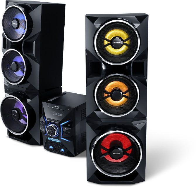 Sony Global Sony Design Feature Design Shake 7 Mhc Gpx88 Boombox Sony Design Shelf System