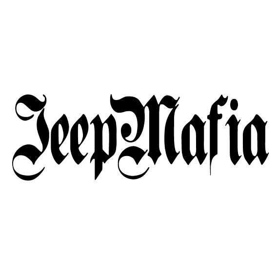 Jeepmafia Decals Jeepmafia Jeep Stickers Jeep Decals Jeep