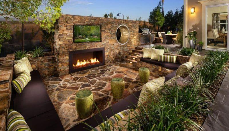 27 breathtaking backyard patio designs