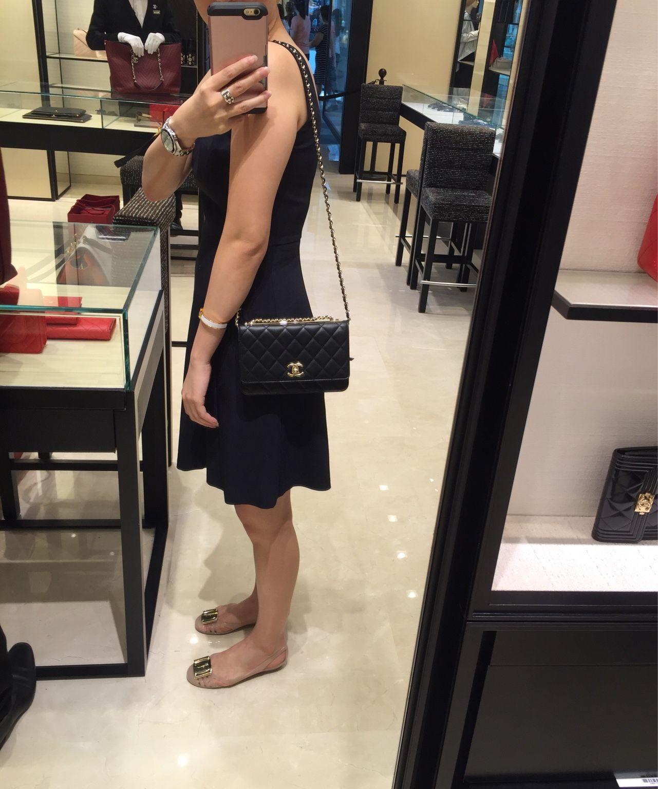 12d40e6d3bc9 Chanel Trendy CC WOC | luxury crave | Chanel woc, Chanel woc boy, Chanel