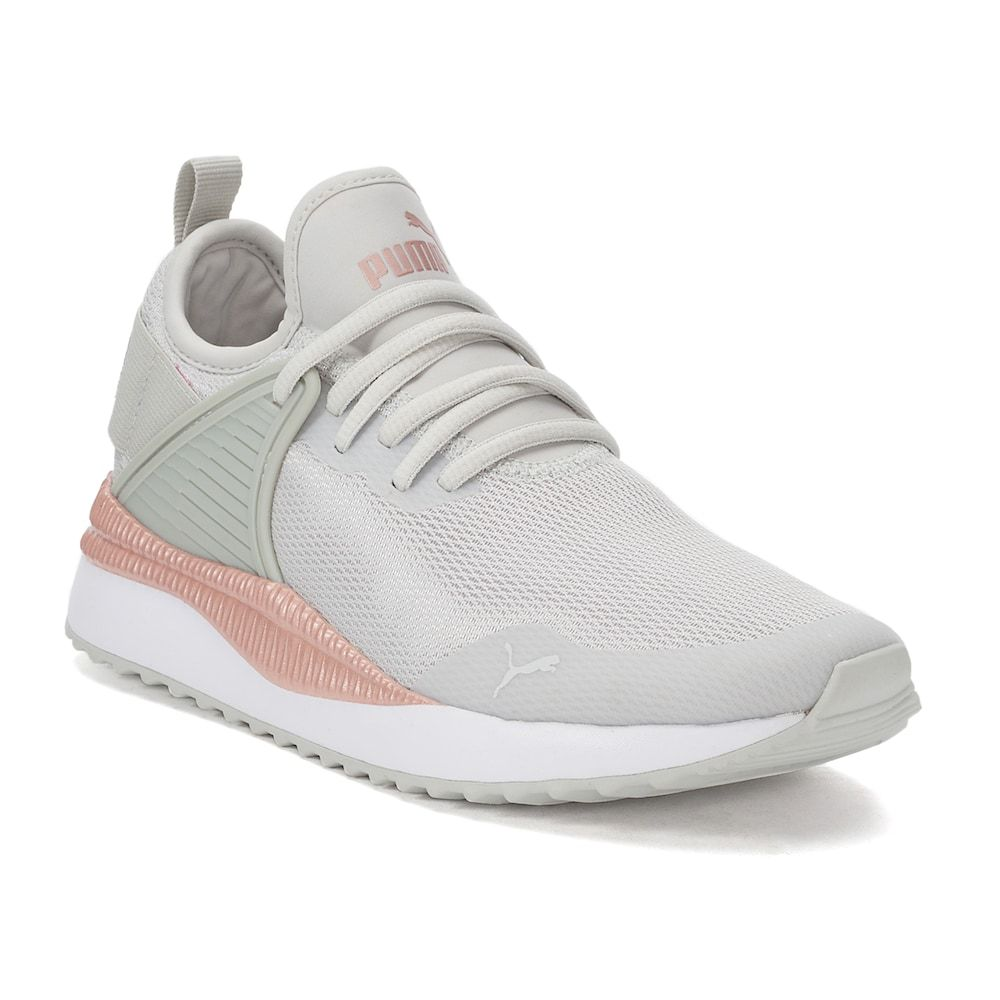 new style 3517e ca662 PUMA Pacer Next Cage Women s Running Shoes, Size  5.5, Grey