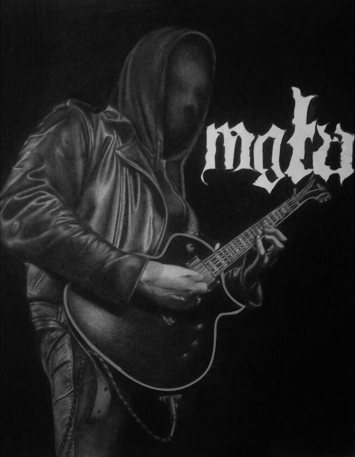 Mgła Fan Art Black Metal Art Extreme Metal Black Metal