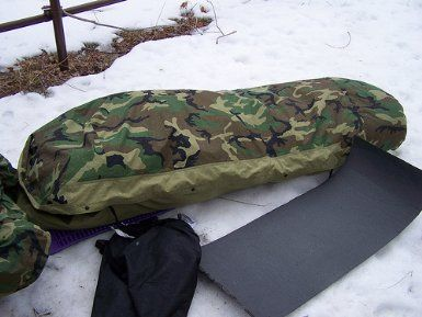 Us Military Surplus Bivy Sleeping Bag Cover Gore Tex Sports Outdoors