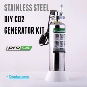 DIY Co2 Generator Kit D-601 | Official Online Store