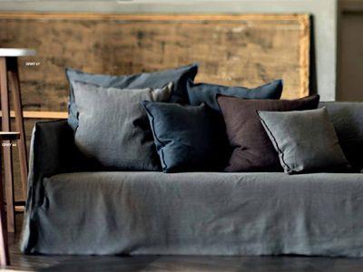 canap ghost la cachette d 39 alibabette deco pinterest la cachette canap s et am nagement. Black Bedroom Furniture Sets. Home Design Ideas