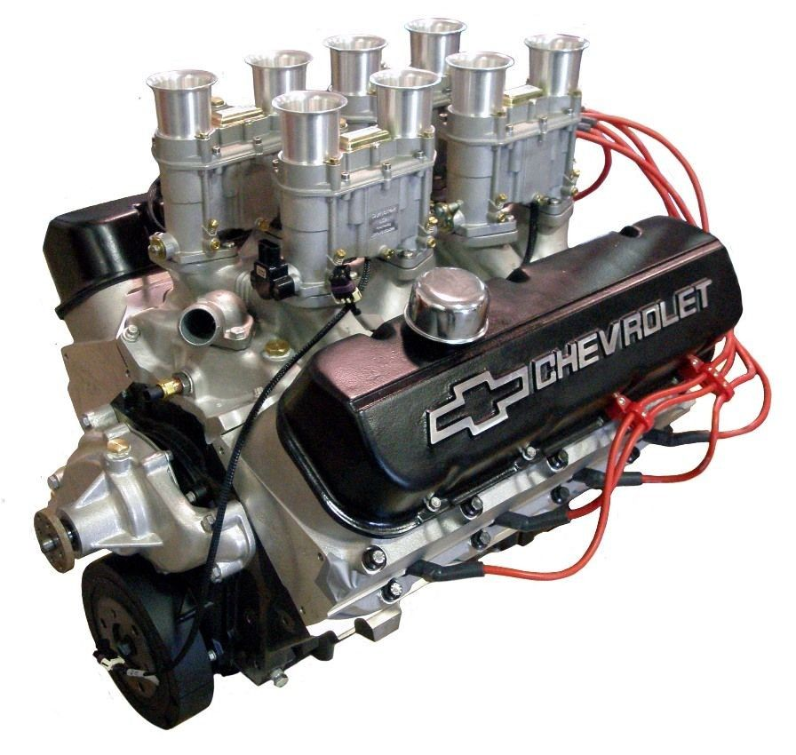 572 8 Stack Efi Crate Engine Dream Volksrod Chevy Crate
