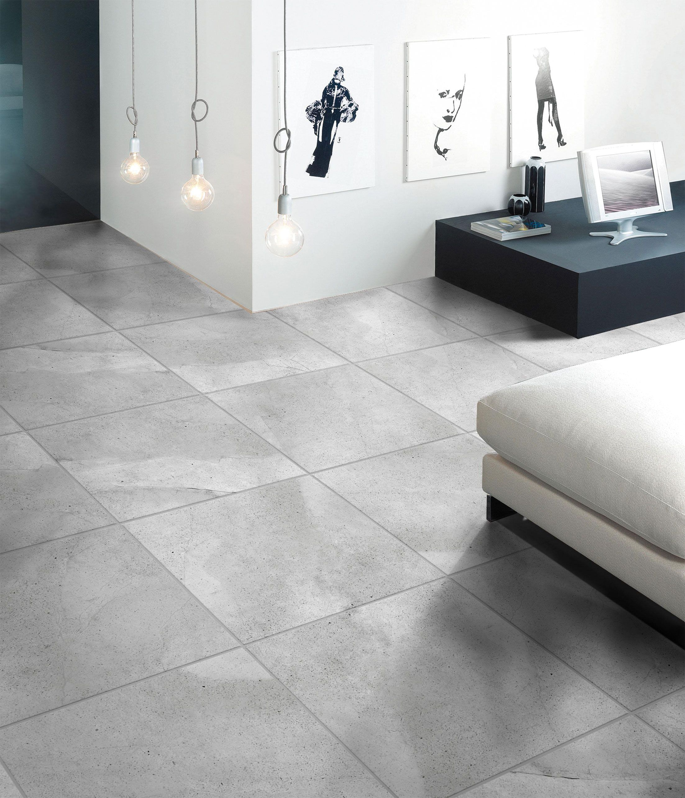 Graphite porcelain tiles in ash ideas for the house pinterest graphite porcelain tiles in ash dailygadgetfo Choice Image