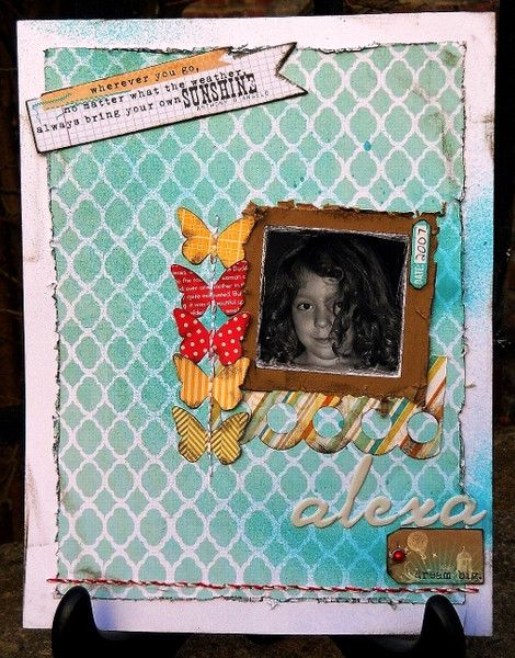Scrapbook Layout By Dt Juliann Marchant The March Kits Are Awesome