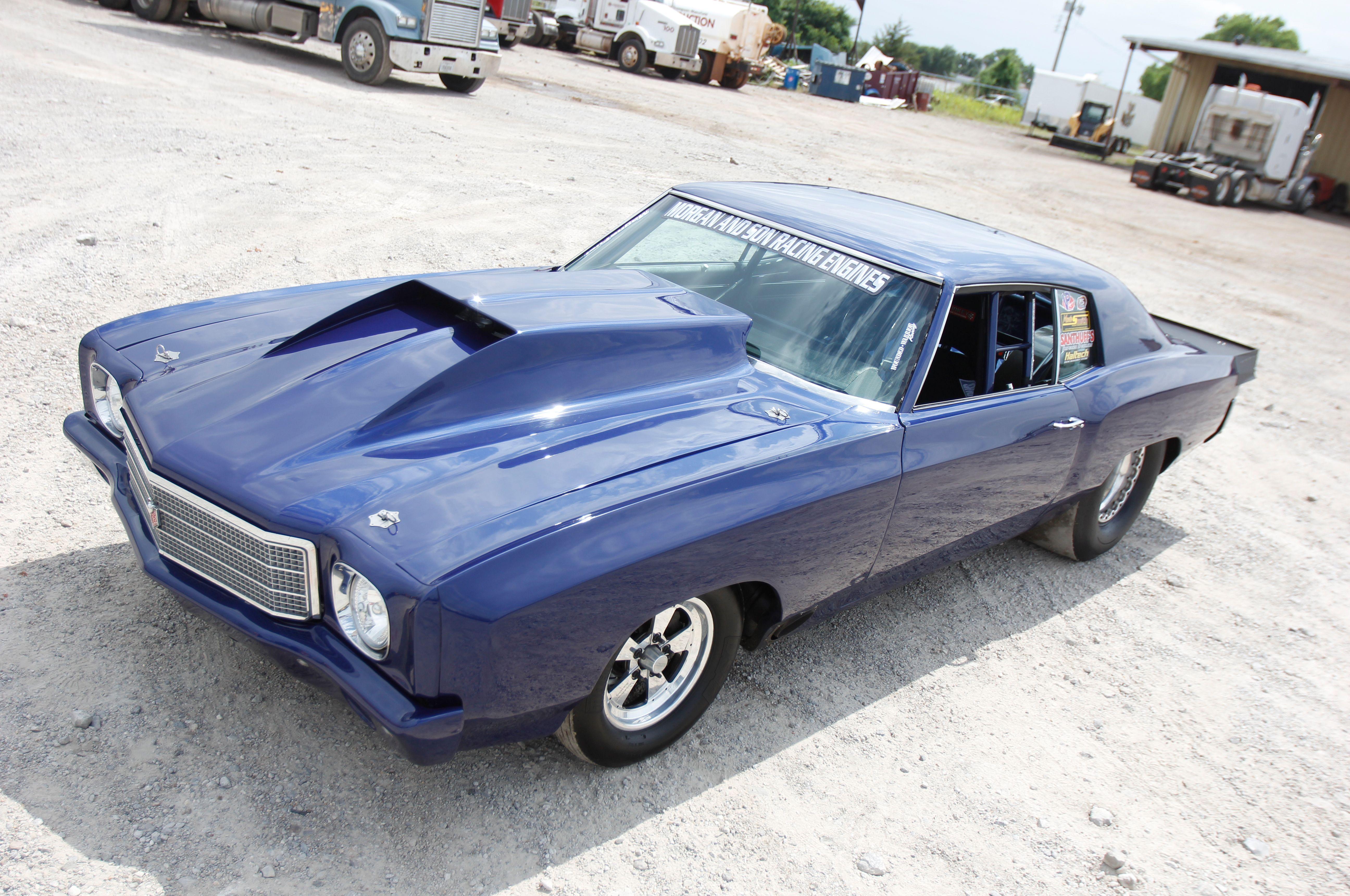 "Street Outlaws James ""Doc"" Love 1970 Chevrolet Monte Carlo"