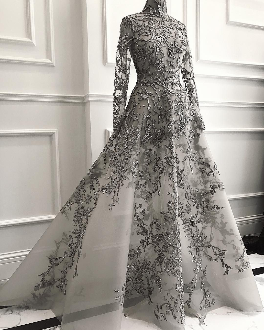 Darius Cordell Long Sleeve Evening Dresses And Formal Ball Gowns Plus Size Bridal Dresses Long Sleeve Wedding Gowns Gowns [ 1350 x 1080 Pixel ]