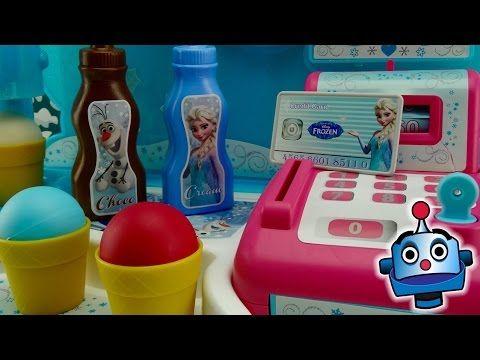 362d249ac Maleta de Maquillaje para niñas de FROZEN Elsa y Anna | Set Manicura de  Frozen para niñas - YouTube