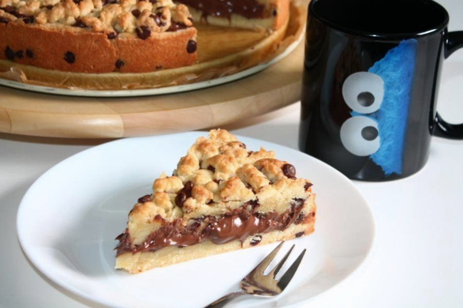 Photo of Nutella-Cookie-Kuchen
