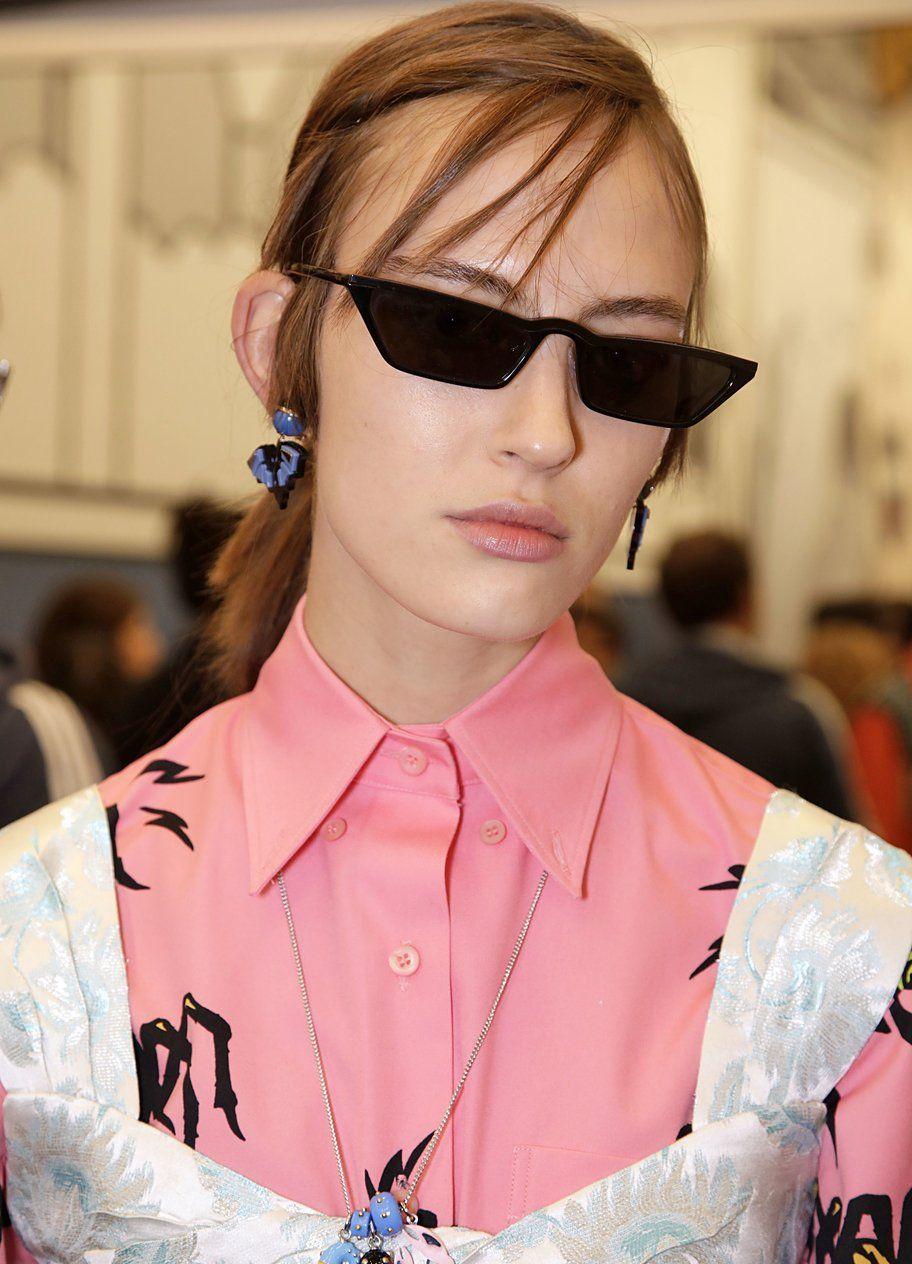 Sonnenbrillen-Trends 2018: Angesagte Modelle vom Runway