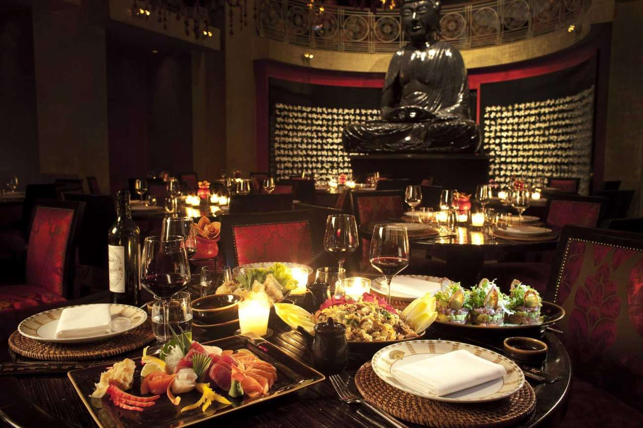 Photo Gallery Dining | Buddha-Bar Hotel Prague | Restaurant-Bar ...
