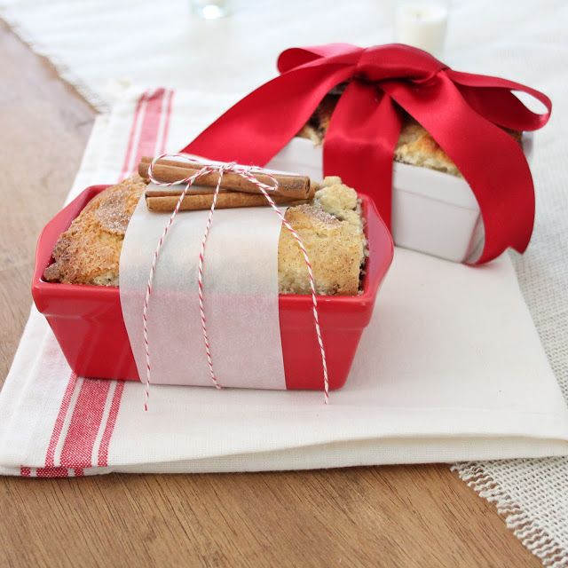 Christmas Gift Idea Easy Cinnamon Bread - Coordinately Yours, by
