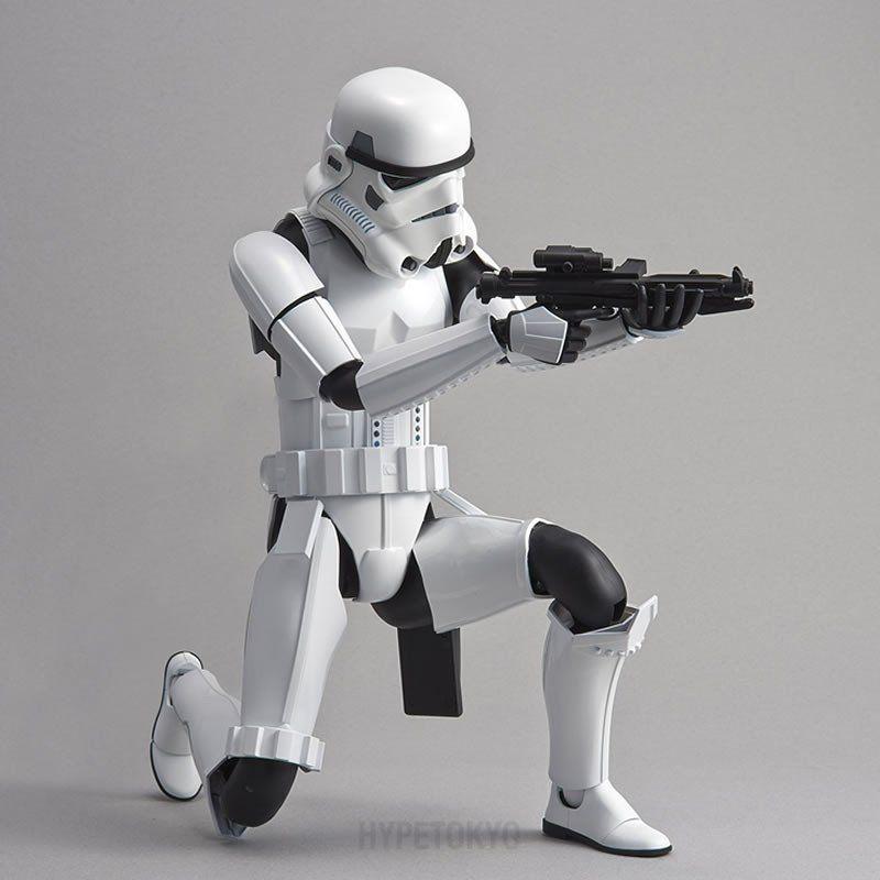 Star Wars Bandai 1/6 Plastic Model : STORMTROOPER