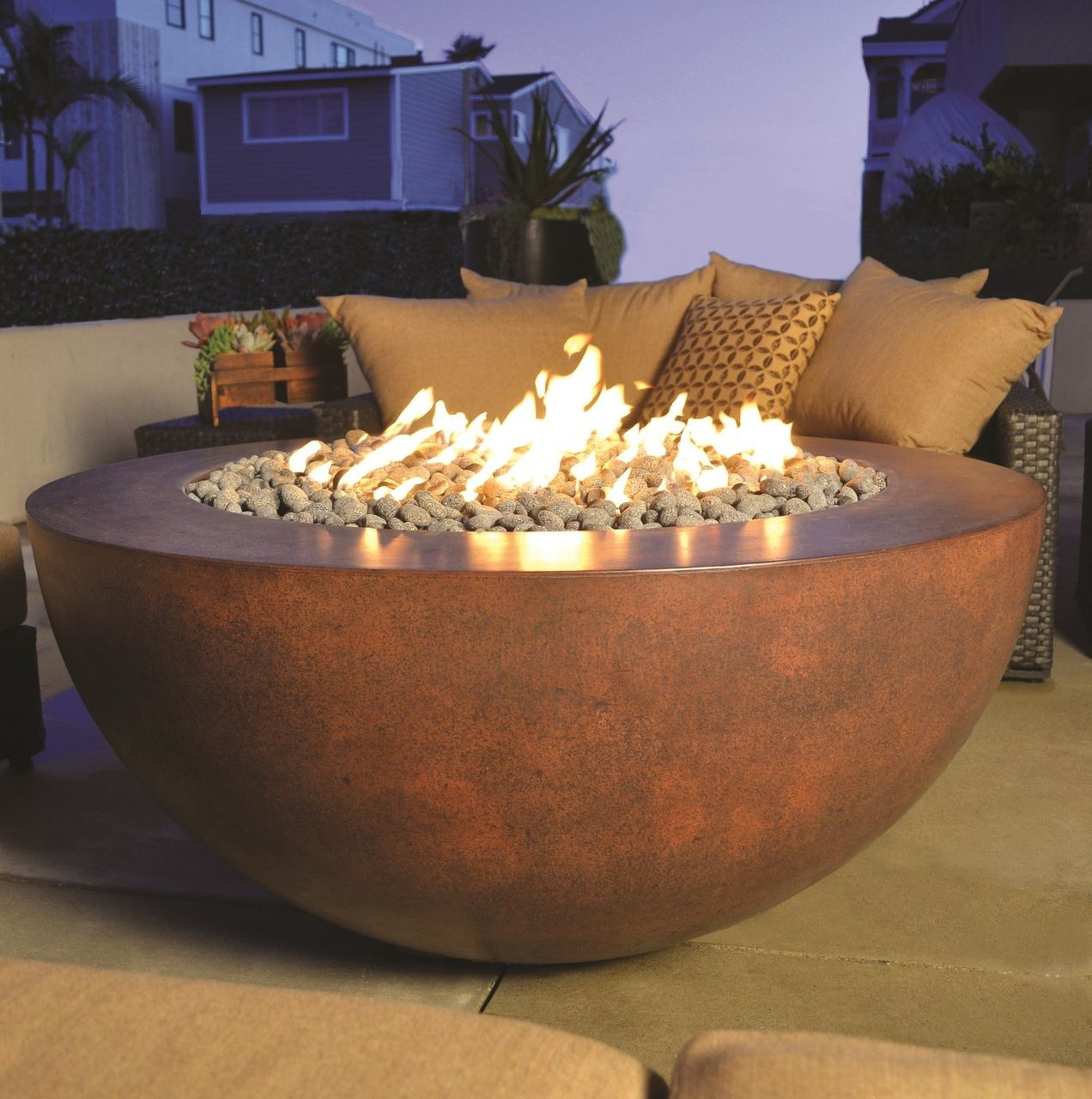 Photo of Legacy Round Fire Pit