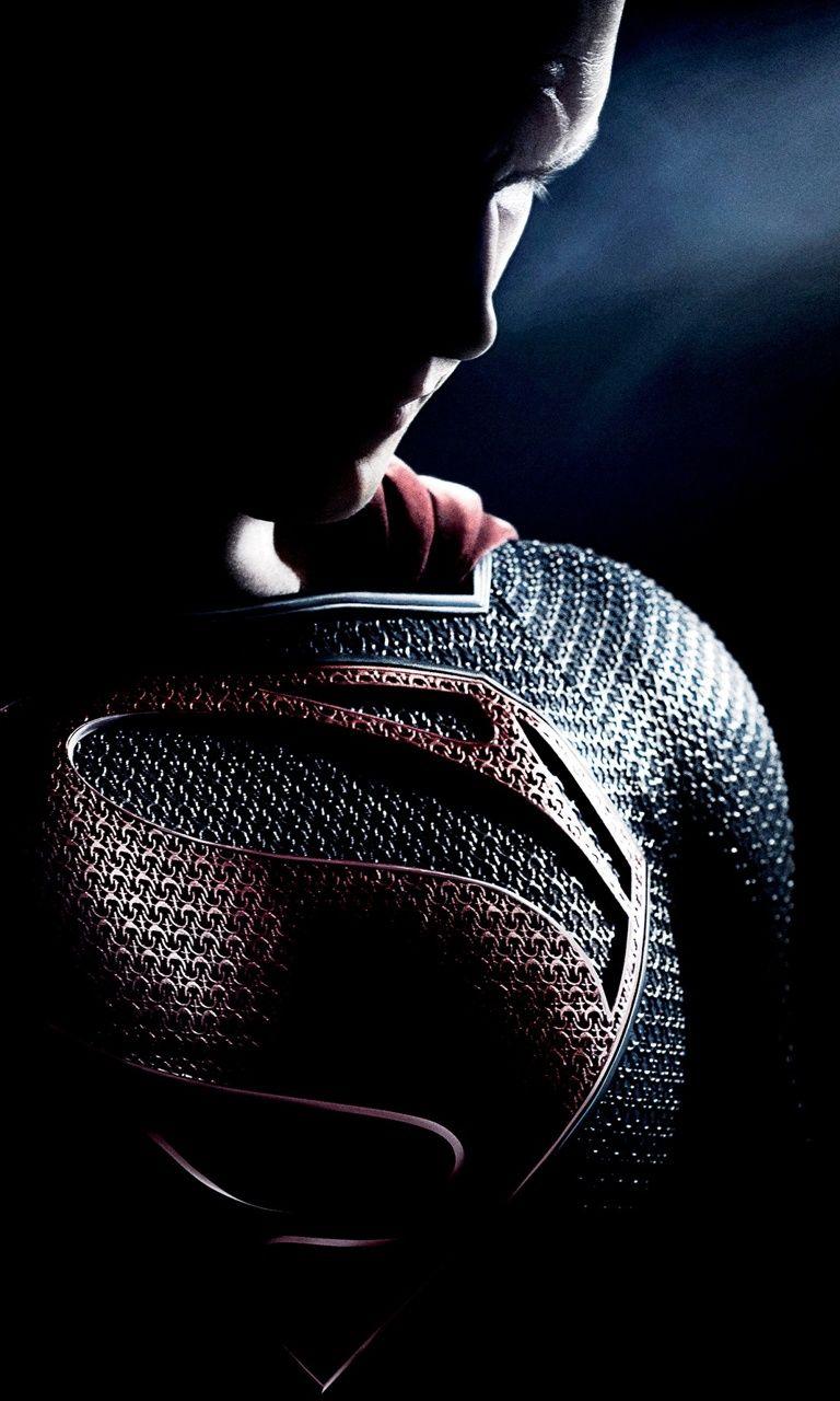 Man Of Steel Phone Wallpaper Superman Hd Wallpaper Man Of Steel