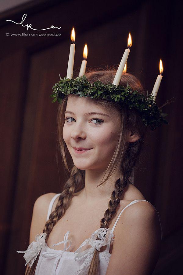 Lichterkönigin Lucia