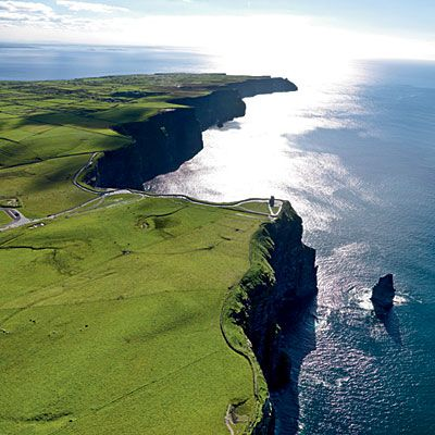 Ireland: This is my graduation gift to myself when I earn my EdD...2 years left. But who's counting?