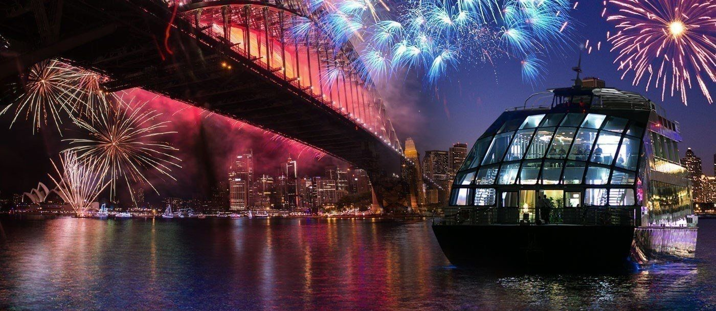 The Sydney New Year's Eve Fireworks display is a highly
