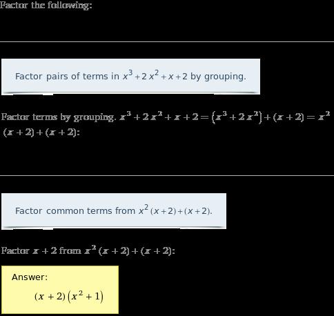 På Wolfram Alpha hittar du referensmaterial som är mycket källkritiskt korrekt.