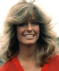 Frisuren im 70er style